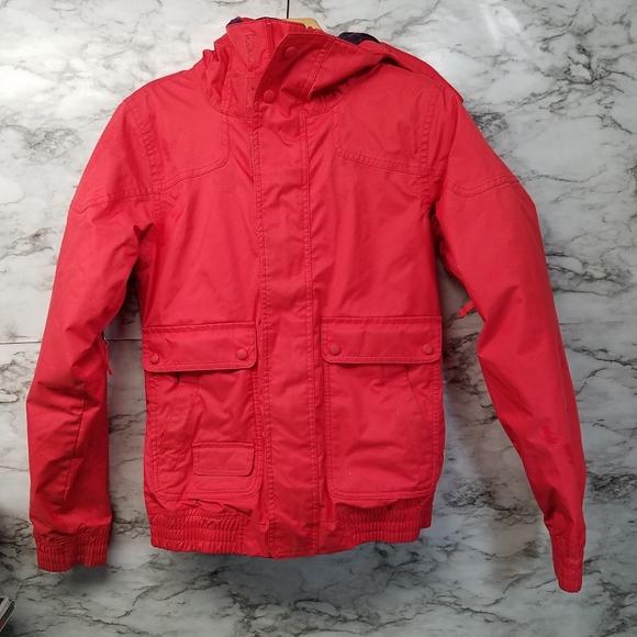 Burton Jackets & Blazers - Burton Dryride Ski Jacket Womens XS Red #35